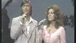 Dottie West With Steve Noel Wariner - Two songs from USTV