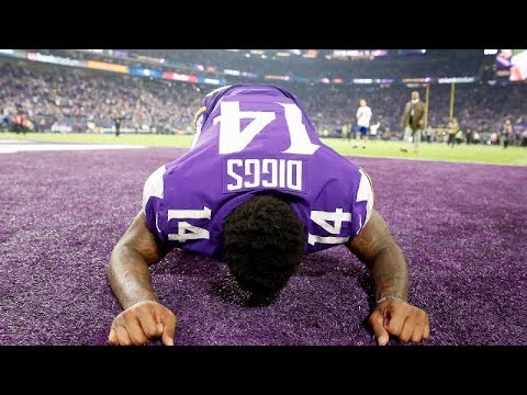Initial reactions to Stefon Diggs' incredible 61-yard TD   NFL Primetime   ESPN