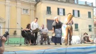 preview picture of video 'Disfida dialettale 2014 Festa dell'uva  Vezzano Ligure'