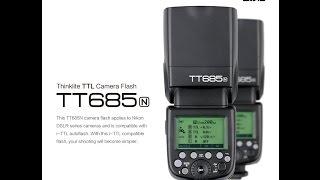 Update Godox TT685 n speedlite firmware