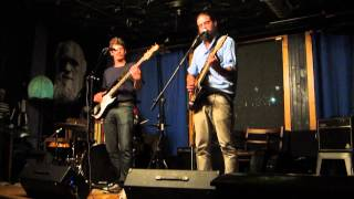 """Joe Firstman & the Cordovas """"Breaking All The Ground"""" live Knoxville July 6, 2013"""