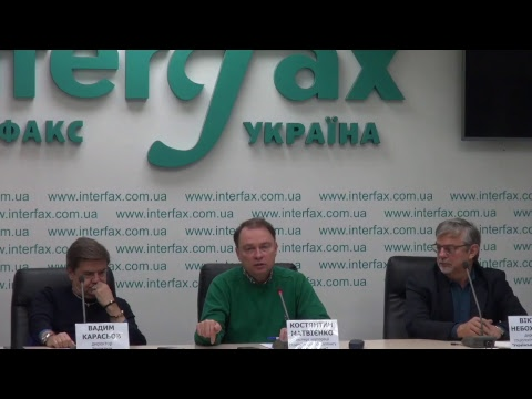 Interfax-Ukraine to host press conference 'The Results of October - Electoral and Socio-Economic Dimension'
