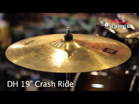 Stagg Cymbals Sound Test