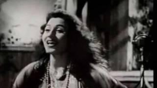 aaiye meharban  asha bhosale - qamar jalalabadi - OPN