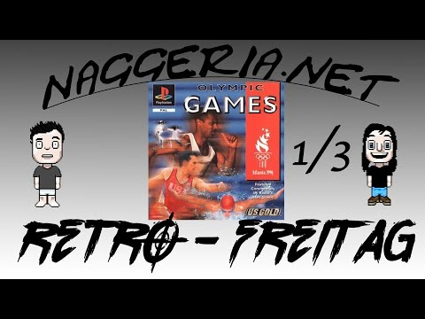 [Retro-Freitag] Olympic Summer Games 1996 – Part 1/3 (PS1)