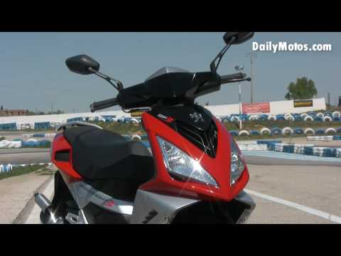 Speedfight 3, el scooter más deportivo de 50cc de Peugeot