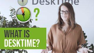 Vídeo de DeskTime