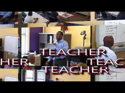 Author. Teacher. Entrepreneur.