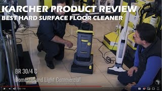 Kärcher FC 5 and BT 30/4 C Review | S2 Ep 3 Floor Cleaning to the Next Level