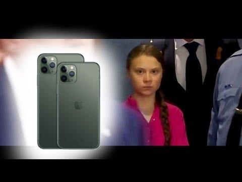 GRETA ČEKÁ NA IPHONE 11 PRO