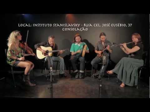Música Celta no Instituto Stanislavsky