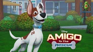 Amigo to the Rescue iOS/iPad Gameplay Trailer Video - HD