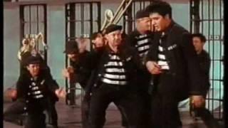 Elvis Presley - Jailhouse Rock (COLOR and ORIGINAL TRUE STEREO) - Jailhouse Rock Movie