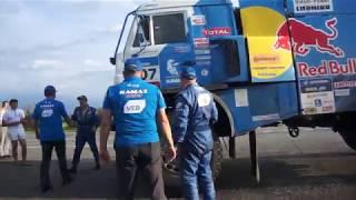 Шелковый путь 2017 Уфа-Костанай Silk Way 2017