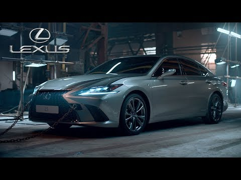 2019 Lexus ES 'Driven By Intuition' – Making Of