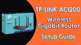TP-Link Archer C6 AC1200 Wireless MU-MIMO Gigabit Router | Tech Arkit