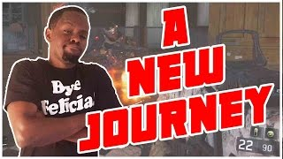 STARTING A NEW JOURNEY!! - Black Ops 3 Gameplay Free for All