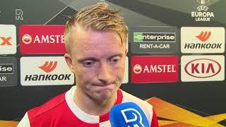 Sam Larsson: 'Dit is een heel teleurstellend resultaat'