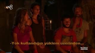 Tuğba Özay Çok Sert Konuştu | Survivor 2016