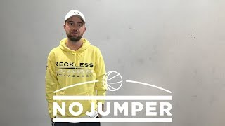 No Jumper - The Drama Interview