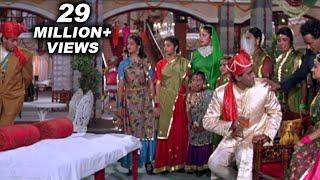 Madhuri Pranks Salman - Famous Papad Scene - Hum Aapke Hain Koun