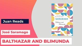 BALTASAR AND BLIMUNDA (Memorial do Convento) by José Saramago 🇵🇹 BOOK REVIEW [CC]
