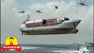 10 siêu vận tải lớn nhất hành tinh thật không thể tin nổi
