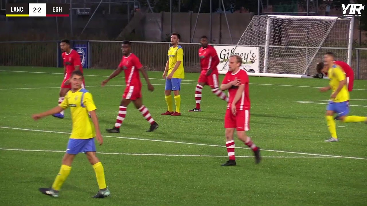 Highlights: Lancing 4 Egham Town 4 (FA Cup)