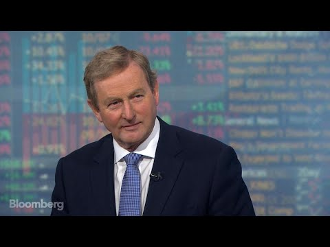 Ex-Irish PM Kenny on Brexit, Borders and Taxation | 2017