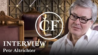 Petr Altrichter: interview (Česká filharmonie / Czech Philharmonic)