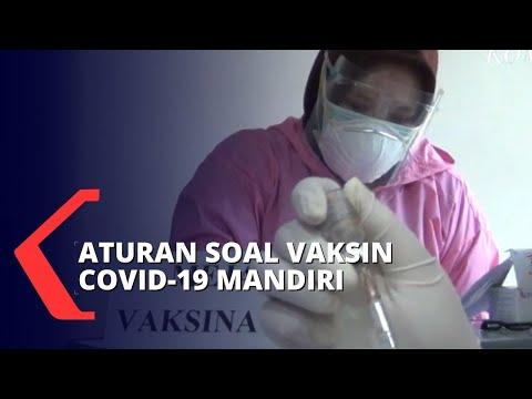 Vaksinasi Covid-19 Jalur Mandiri Resmi Dibuka dan Diberikan Secara Gratis