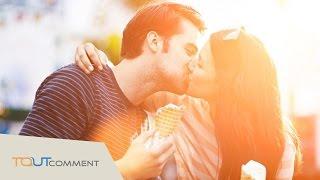 Embrasser avec la langue pour la première fois 💋