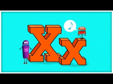 ABC Song: The Letter X,