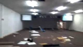 New church AV system install