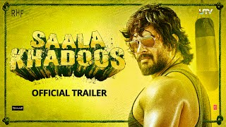 Saala Khadoos Official Trailer  Various
