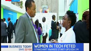Women in technology feted- Business today