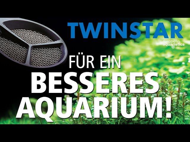 TWINSTAR! für ein besseres algenfreies Aquarium!