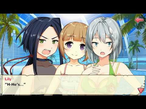 Moe! Ninja girls | The Law of Force Majeure | Part 5 | MNG | Visual novel | Romance | Adventure |