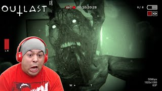 F#%KING OUTLAST 2!!! [GAMEPLAY] [DEMO]