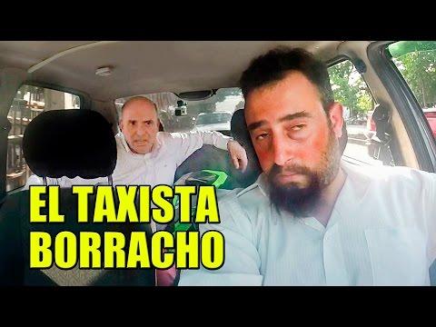 Taxista Borracho | Experimento Social - La Vida Del Desvelado