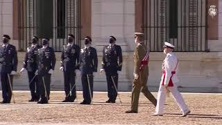 Acto extraordinario de la Real y Militar Orden de San Fernando