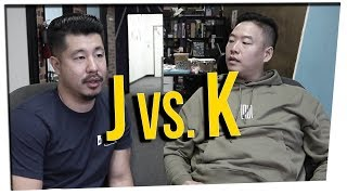 Off The Record: Korean vs Japanese Drama ft. Stephanie Soo & DavidSoComedy