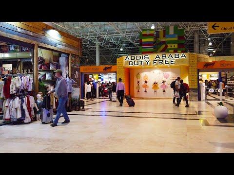 Addis Ababaa Bole International Airport with SolaPortal