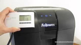 Aktenvernichter Test - Produktrezension Fellowes Powershred 73Ci