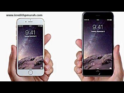Video Kredit iPhone 6 / 6 Plus Tanpa Kartu Kredit