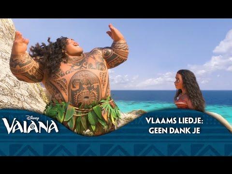 Vaiana | Vlaams Liedje door Sean Dhondt: Geen Dank Je | Disney BE