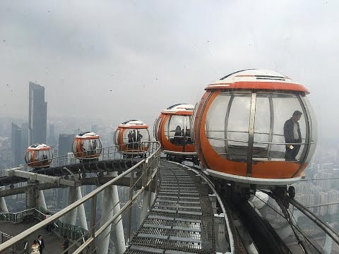 Китай, давка в метро, гуанчжоу, невероят