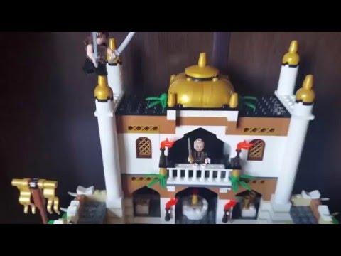 Vidéo LEGO Prince of Persia 7573 : La bataille du château d'Alamut
