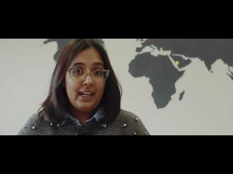 Meet your buddy | International Alumni Stories | Rida Nadeem | Saudi Arabia