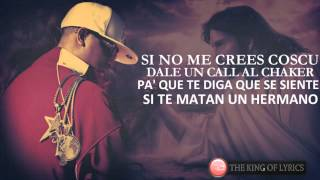 Hector El Father ft. Cosculluela - Entre El Bien Y El Mal (Letra)